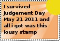 Judgement Day stamp by gorgonbreath
