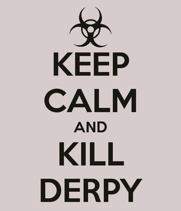 Shut up about Derpy by gorgonbreath