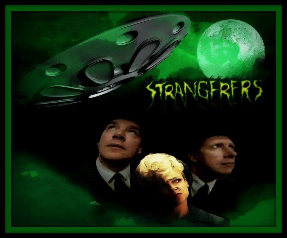 The Strangerers by gorgonbreath