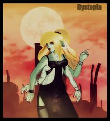 Princess Raqhiya by gorgonbreath