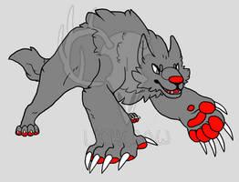 PWYW Werewolf Base by lichcrow