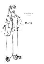 Lines: Jade 'Book' Smythe by Jateshi
