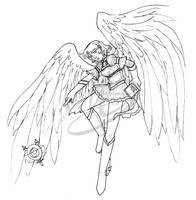 Neo Sailor Mercury -l- by Jateshi