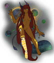 [MYO] Artifacted Gods - Lakchis by Jateshi