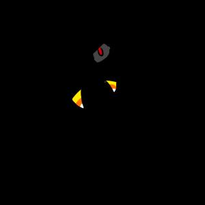 CANDY CORN VAMPIRE by Thyliritis