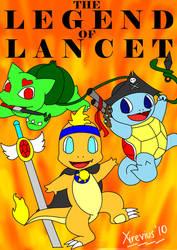 The Legend of Lancet - Cover by Xirevius