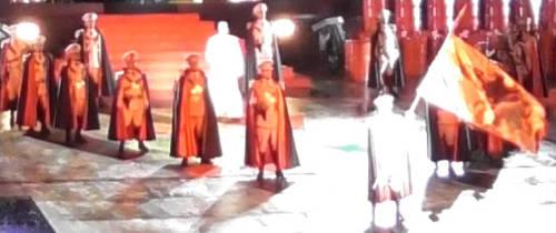 Aida - Act 1 Scene 2 by Xirevius