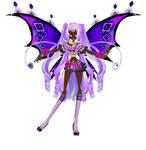 Winx Club Athena Air Fairy and Precure Fusion Beli