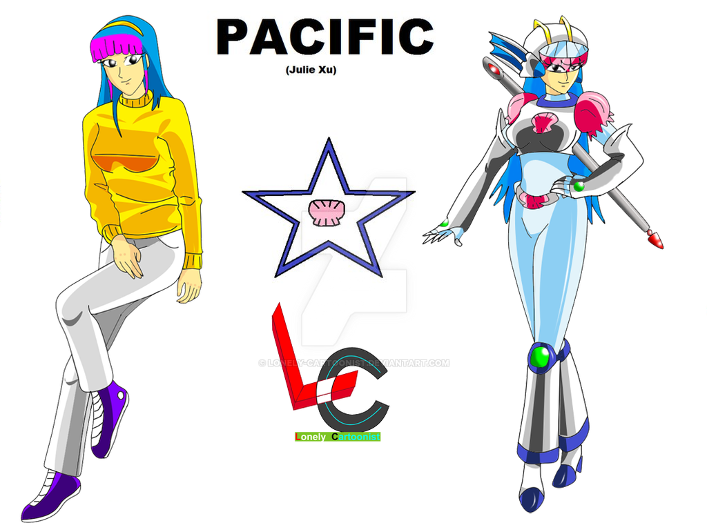 Star-knight : Pacific by Lonely-Cartoonist