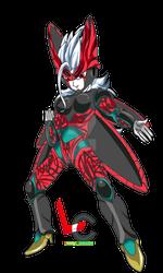 Amatsu - goddess of the endless (DBH) Half helmet