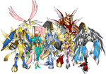 THE CELESTIALS (GREAT ANGELS)