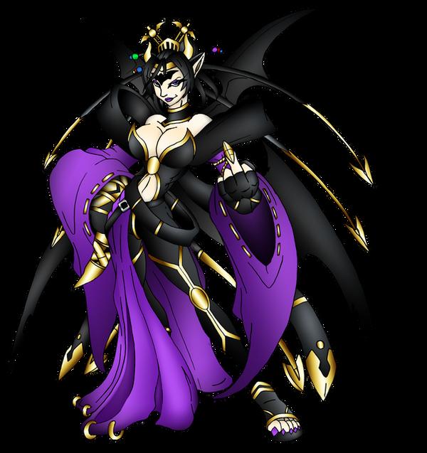 Lilithmon/Laylamon by Brittlebear on DeviantArt