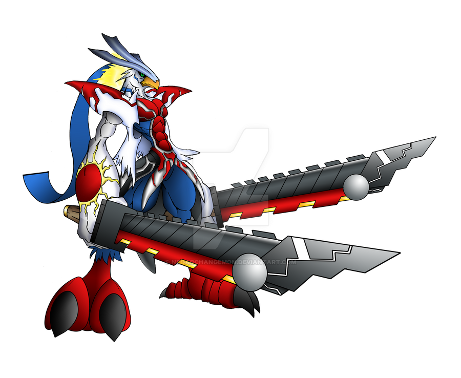 Ultimate Chronomon - Request 2015 by neoarchangemon on ...