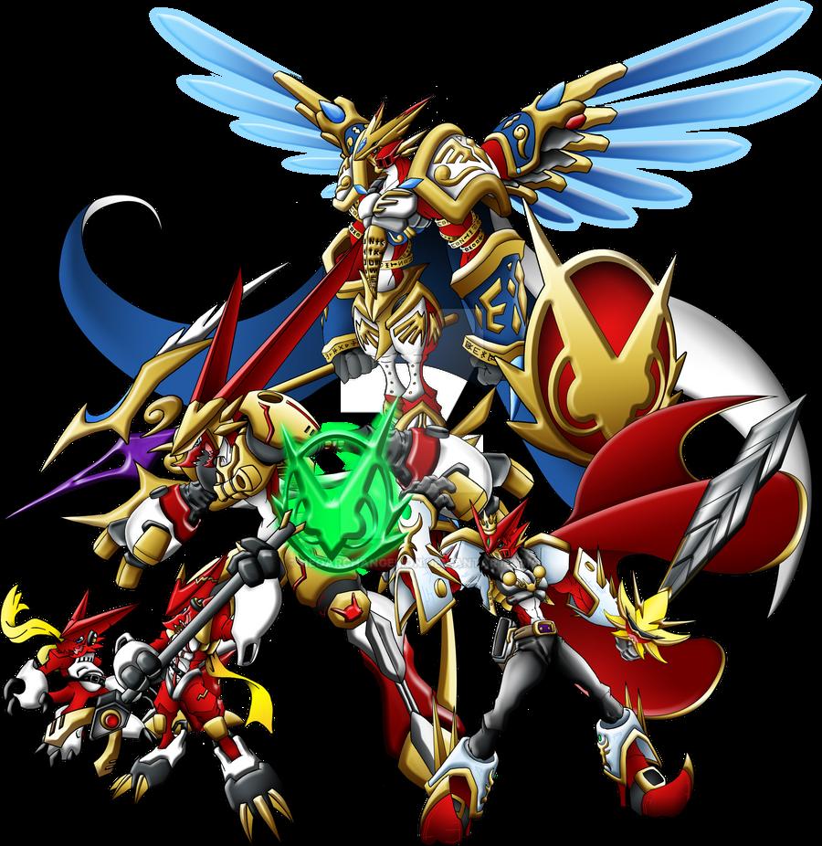 Shoutmon (Xros Wars) - Wikimon - The #1 Digimon wiki