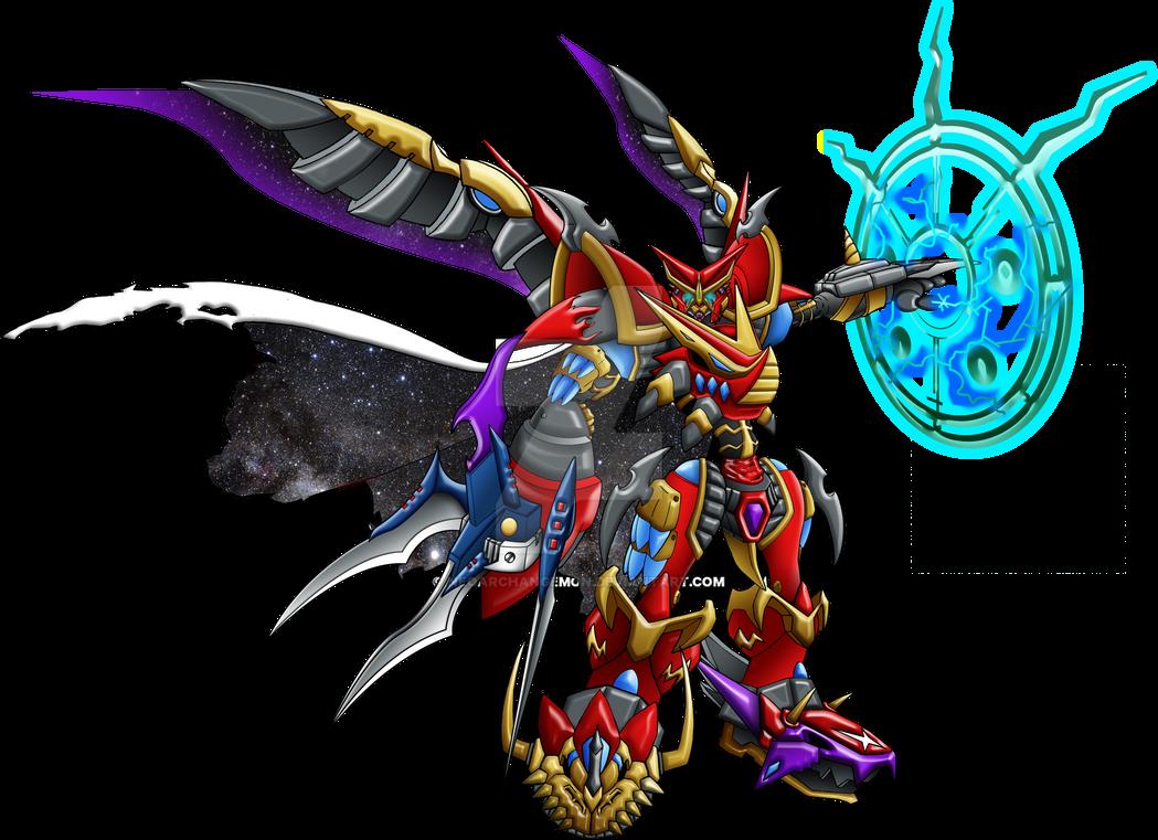 Digimon Master Online - Hatching DexDorugoamon 5/5 ...