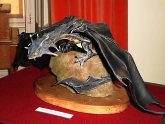 Blcak Dragon 3D 2 by Atriedes