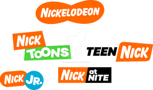 Nick Logo Exploration