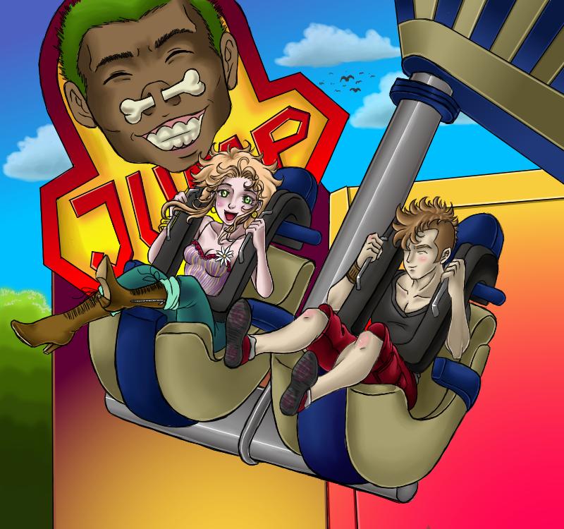 JUMPER!!!! by Lydos