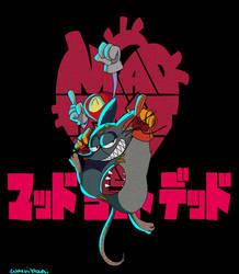 Mad Rat Fan Art