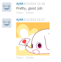 Pretty, Good Job1 by yuki-oto