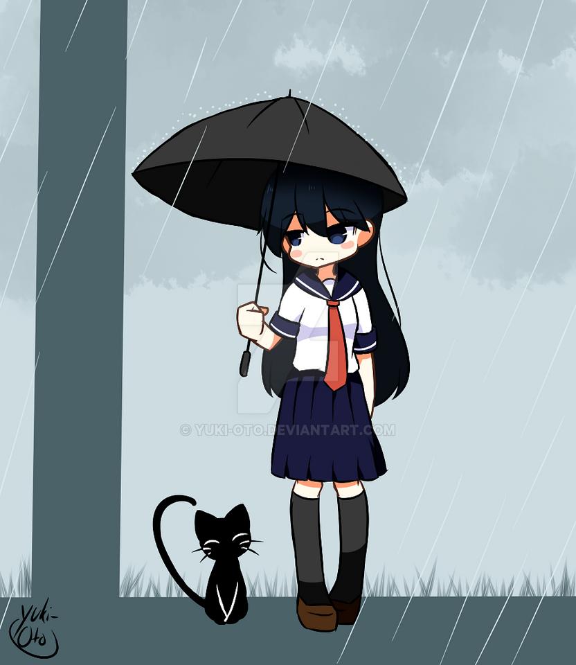 Summer Shower by yuki-oto