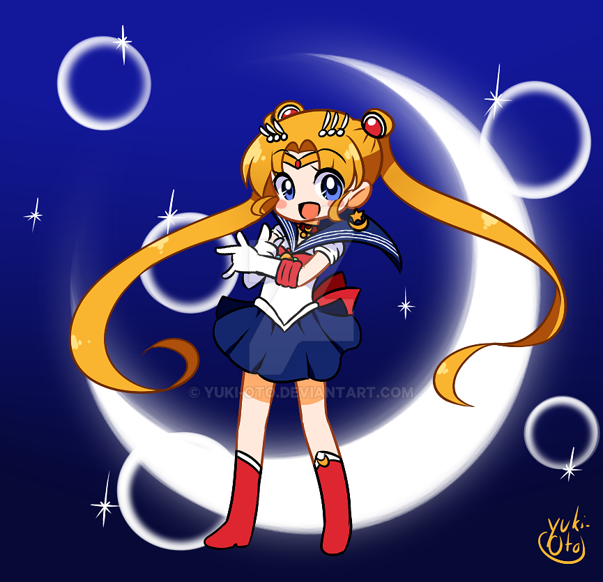 Sailor Soldier of Love and Justice by yuki-oto