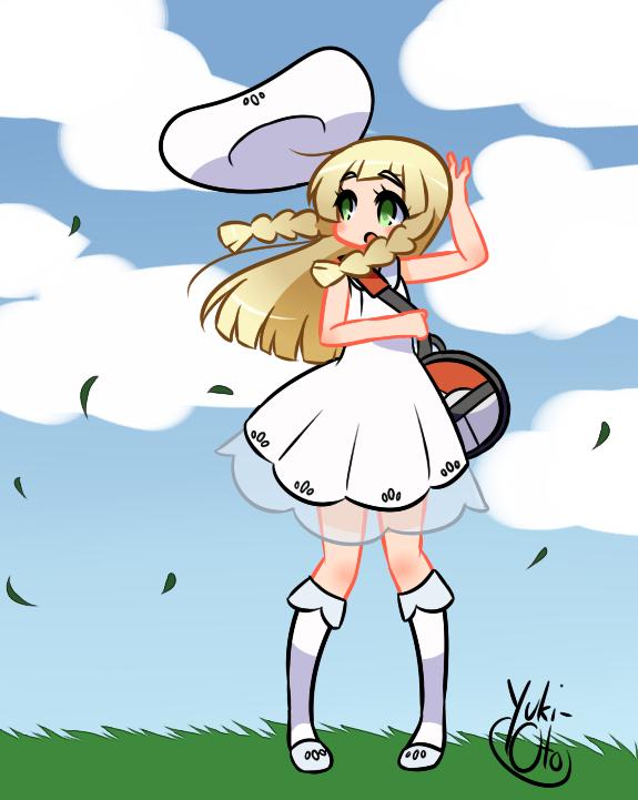 .:Lillie:. by yuki-oto