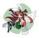 Lucky Bunny Angel