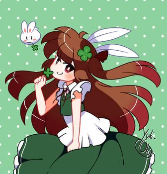 New Lucky Bunny Maid by yuki-oto