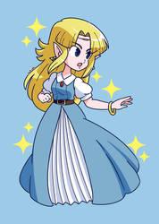 Zelda (aLttP)