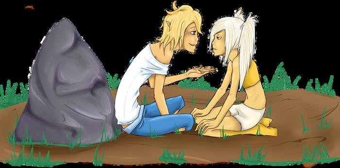 The Elven Language