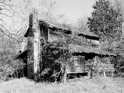Abandoned house. by Mugsh0t