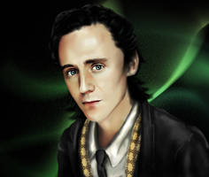 Loki Laufeyson by JessHavok