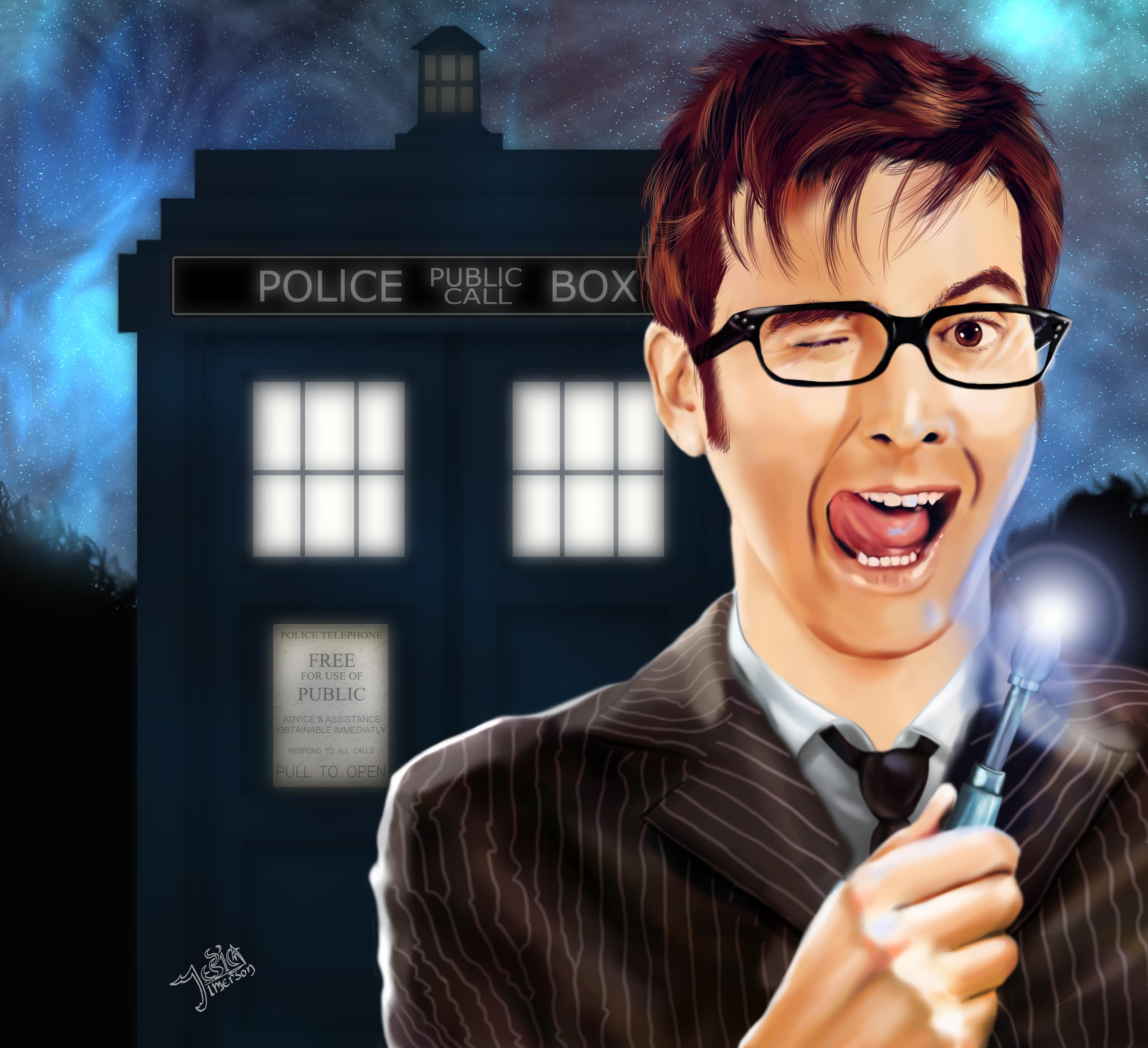 Tenth Doctor by JessHavok