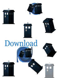 TARDIS (desktop animation download)
