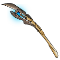 Loki's Scepter (computer cursor download)