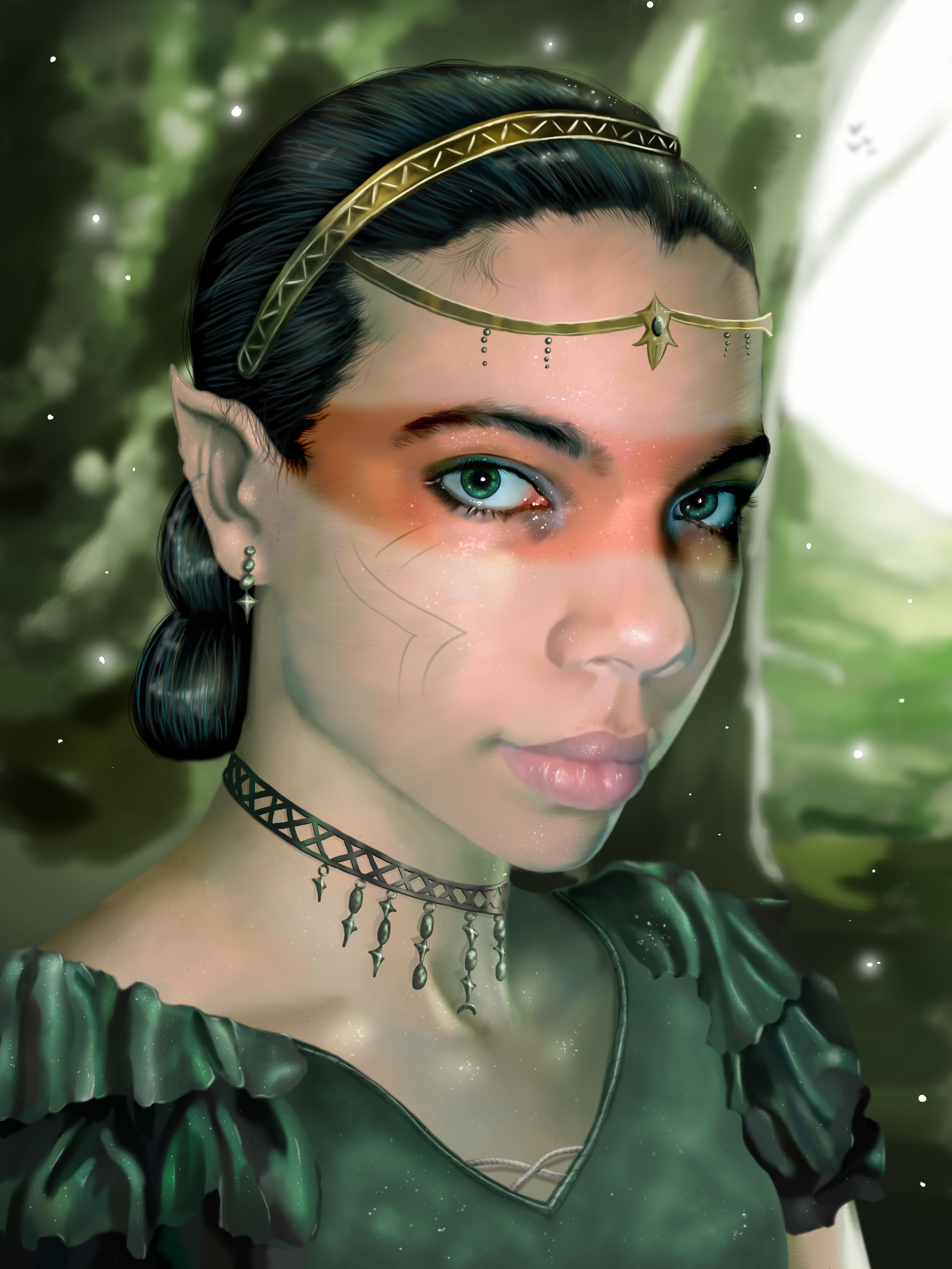 The Shadow Princess by JessHavok