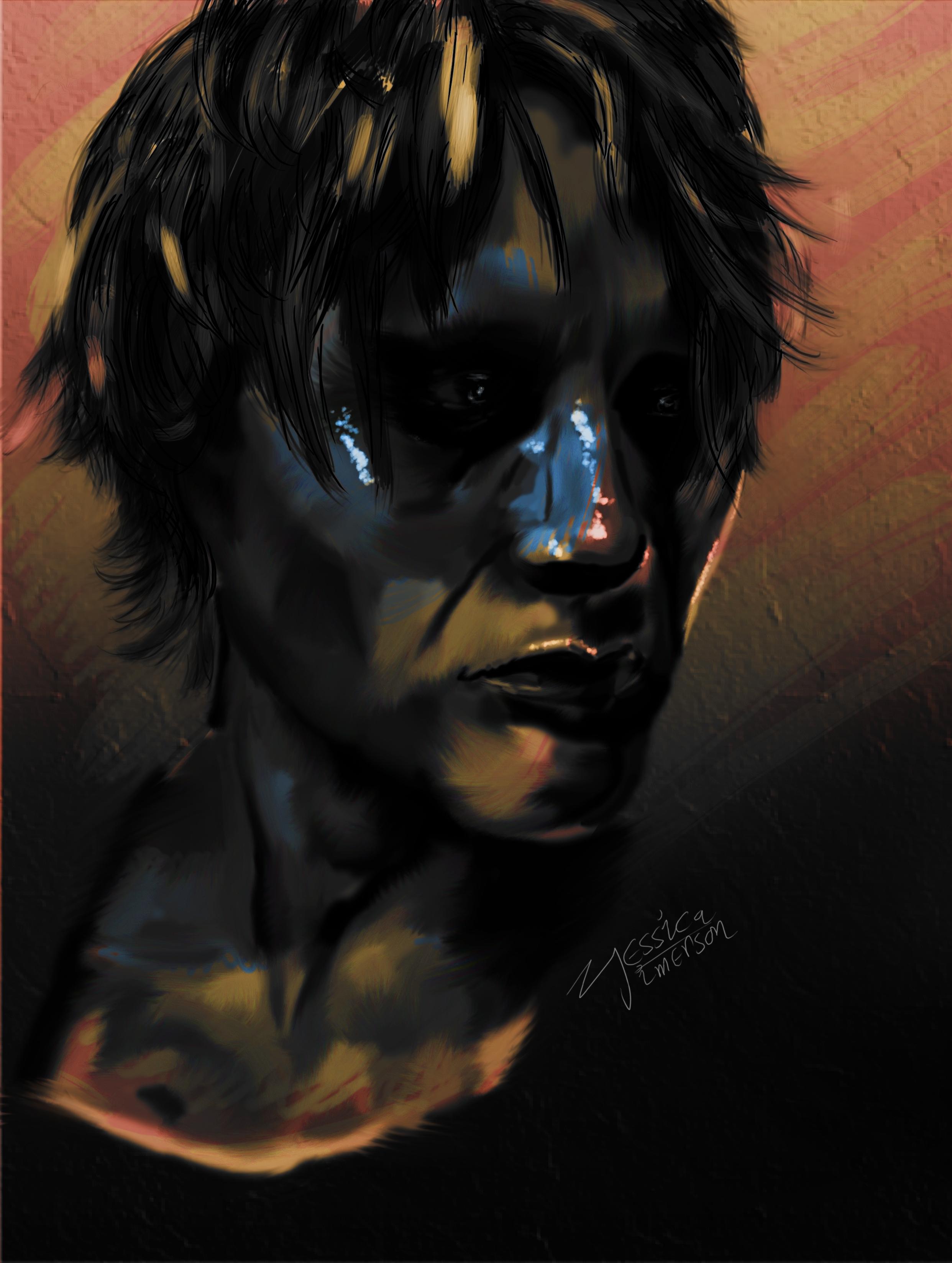 The Warrior  by JessHavok