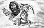 The Celts by JessHavok