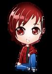 Vampire (chibi avatar) by JessHavok