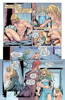 Acheron: issue #2 page 1