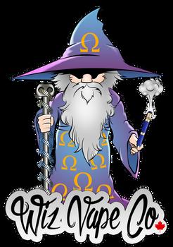 Wiz Vape Co (logo commission)