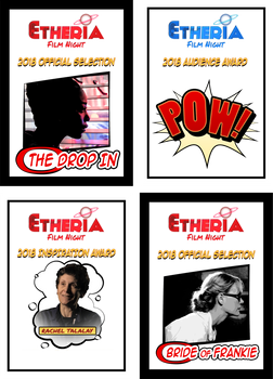 Etheria Film Night Awards 2018 (commission)