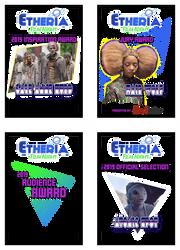 Etheria Film Night Awards 2019 (commission)
