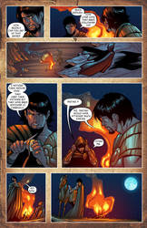 The Last Ansaars: issue #2 page 10