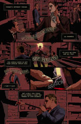 Occult Generation: Prelude issue #0 page 1