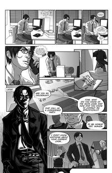 One Nation: Black Lotus issue #1 page 1