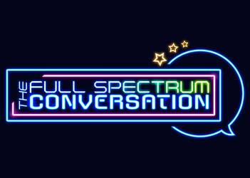 Full Spectrum Conversation logo - commission