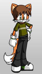 Brad the Fox by BradLayzer