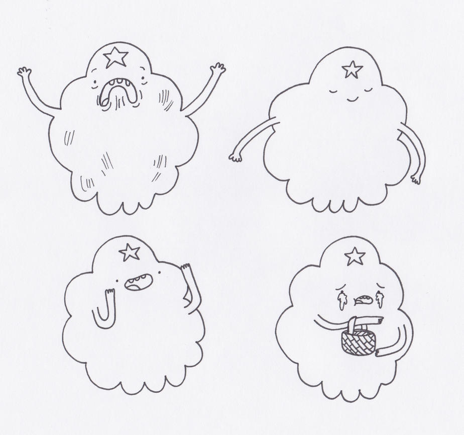 Adventure Time Lumpy Space Princess Free Coloring Pages Lumpy Space Princess Coloring Pages Printable